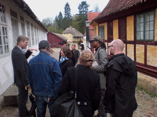 thomas_ravn_speaking_at_den_gamle_by_open_air_museum