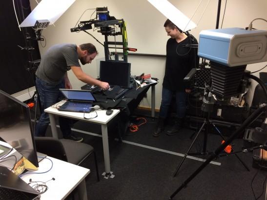 object profiling team UWA Hamburg